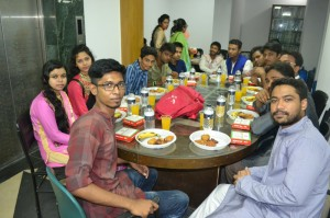 Iftar Mahfil 2016